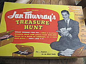 Jan Murray's Treasure Hunt Game (Image1)