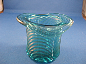Avon Glass Top Hat