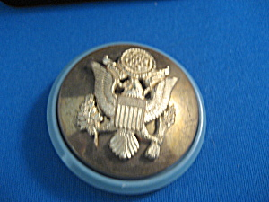 Vintage Military Hat Pin (Image1)