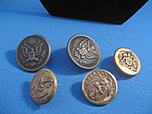 Military Button Group (Image1)