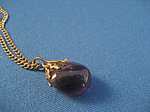 Large Amethyst Necklace (Image1)