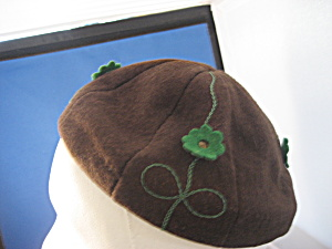 Brownie-girl Scout Beanie