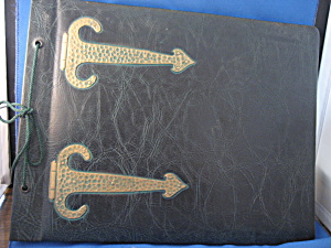 Black Leather Photo Album (Image1)
