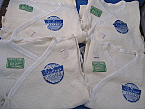 Four Infant Underwear Shirts