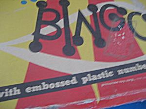 Pressman Bingo Set (Image1)