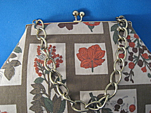 Fall Flower Purse (Image1)