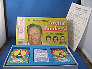 Archie Bunker's Card Game (Image1)