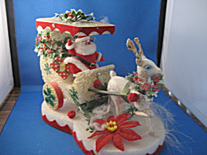 Santa and Sleigh (Image1)