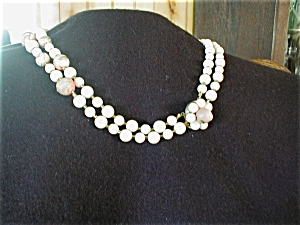 Two Strand Beaded Necklace (Image1)