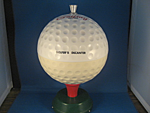 Musical Golfer's Decanter (Image1)