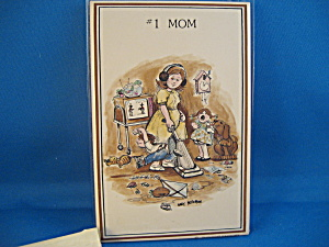 #1 Mom Forever Card (Image1)