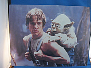 Star Wars-Luke Skywalker Theater Poster (Image1)