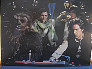 Star Wars Characters Theater Poster (Image1)