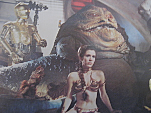 Star Wars-Java the Hutt Theater Poster (Image1)