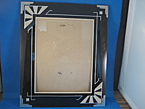 Very Old Glass and Silver Frame (Image1)