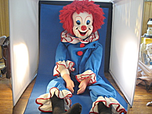 Ventriloqust Bozo The Clown (Image1)