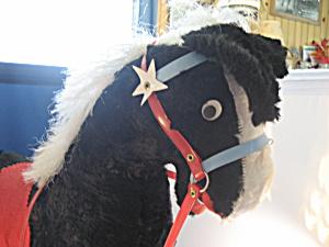 1940 Carnival Stuffed Horse (Image1)