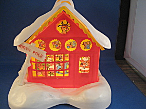 Musical Santa's Lighted Workshop (Image1)