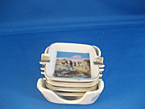 South Dakota Souvenir Ash Trays