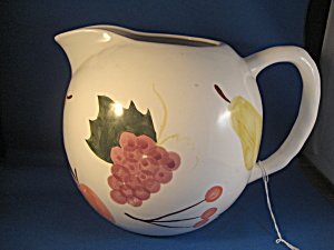 Purinton Large Milk Pitcher