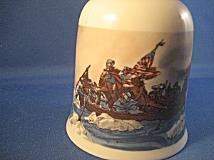 Bi-centennial Crossing The Delaware Bell