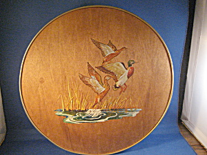 Wooden Duck Tin