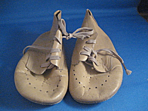 Childs Leather Shoes (Image1)