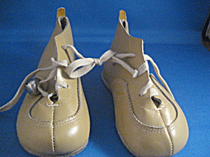 Childs Soled Leather Shoes
