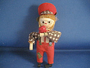 Kurt & Adler Boy Ornament (Image1)