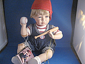 Mikey The Baseball Player (Image1)