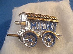 Milk Wagon Pin (Image1)