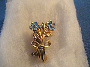 Miniature Flower Pin (Image1)