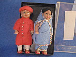 Character Dolls From India