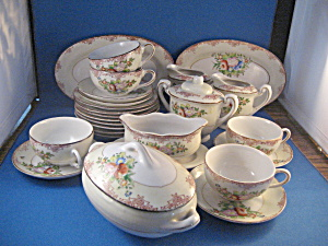 Child's Set of China Dishes (Image1)