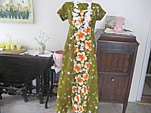 Ui Maikai Hawaiian Dress (Image1)