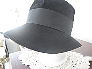 Black Wool Hat (Image1)