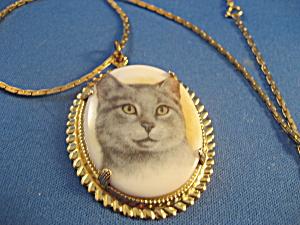 Cat Pendant (Image1)