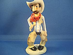 Enesco Cowboy Figurine (Image1)
