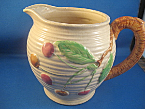 Very Old Milk Pitcher (Image1)