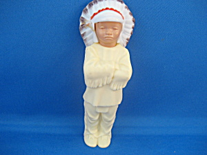 Vintage Toy Indian Chief Figures (Image1)