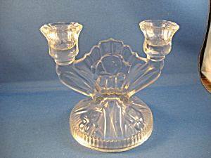Jeanette Iris and Herringbone Candle holder (Image1)