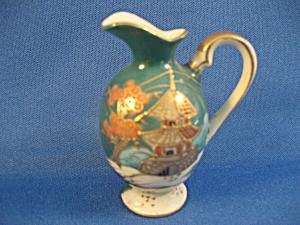 Miniature Satsuma Vase (Image1)