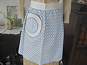 Circle Pocket Apron (Image1)