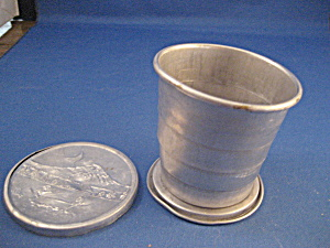 Very Old Folding Drinking Cup (Image1)