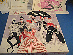 Melody Party Napkins (Image1)