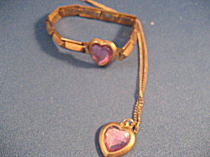 Child's Expansion Bracelet and Matching Necklace (Image1)