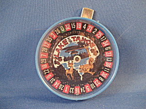 Roulette Wheel Toy from Lake Tahoe (Image1)