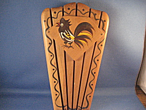 Rooster Hanging Knife Holder