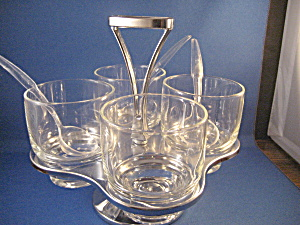 Four Bowl Condiment Holder (Image1)