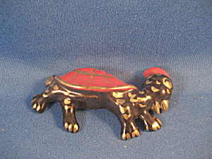 Ceramic Turtle Pin (Image1)